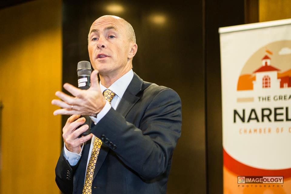 The Greater Narellan Business Chamber | Events | Craig James