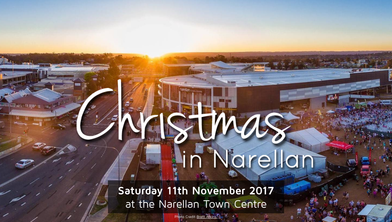 The Greater Narellan Business Chamber | Special Event | Christmas in Narellan