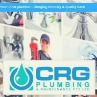 CRG Plumbing & Maintenance Pty Ltd
